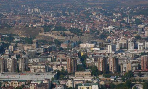 MACEDONIA / - / Skopje / Skopje - panorama