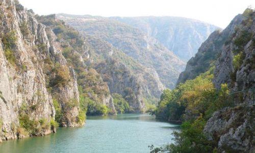 Zdjęcie MACEDONIA / - / Skopje / Jezioro Matka