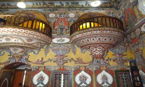 Zdjęcie MACEDONIA / Tetovo / Tetovo / Malowany meczet - cd
