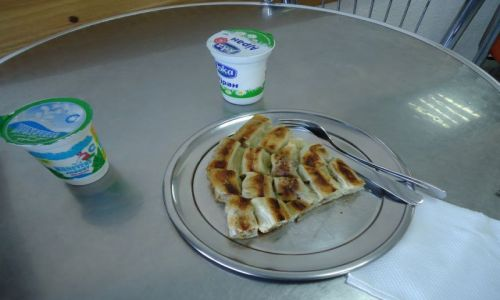 MACEDONIA / Tetovo / Tetovo / Ulubione bałkańskie jedzenie