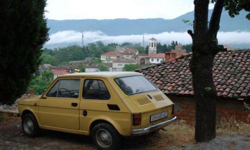 Zdjecie MACEDONIA / Ohrid / Ohrid / Polskie ślady w Macedonii