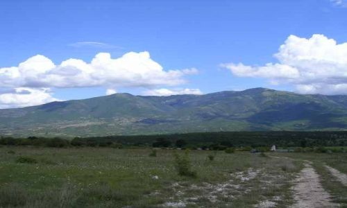 Zdjecie MACEDONIA / brak / droga do Ohrydu / Gory macedońskie