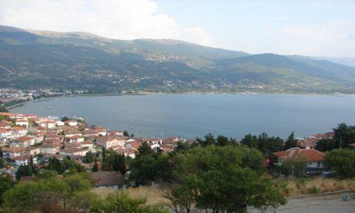 Zdjęcie MACEDONIA / Zachodnia Macedonia / Jezioro Ochrydzkie / Rajd Autostopowiczów Politechniki Śląskiej