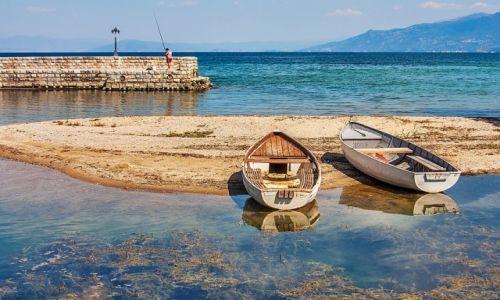 Zdjęcie MACEDONIA / Macedonia / Jezioro Ochrydzkie / Jezioro Ochrydzkie