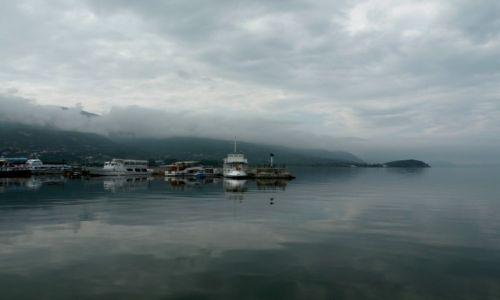 Zdjecie MACEDONIA / Ohrid / Ohrid / Jezioro Ochrydzkie