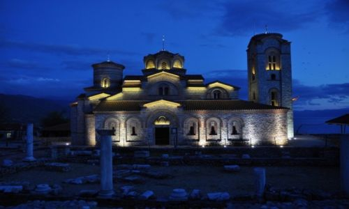 Zdjęcie MACEDONIA / Ohrid / Ohrid / Saint Pantelejmon