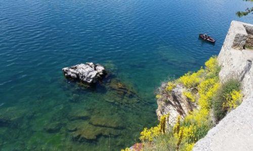 Zdjęcie MACEDONIA / Ohrid / Ohrid / Jezioro Ohrydzkie