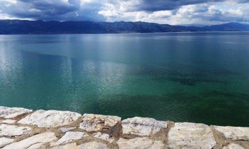 Zdjęcie MACEDONIA / Ohrid / Ohrid / Jez. Ohrydzkie