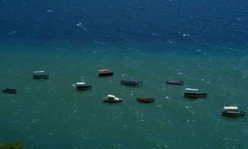 Zdjęcie MACEDONIA / Ochryd / Jezioro Ochrydzkie / Na jeziorze