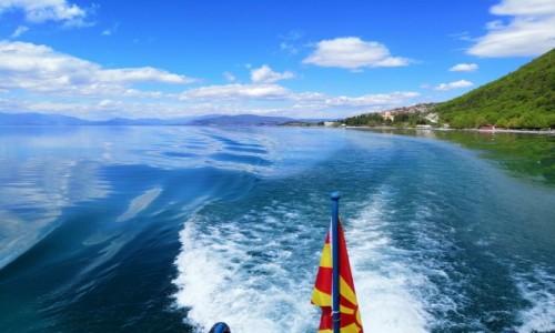 Zdjecie MACEDONIA / południowo-zachodnia Macedonia Północna / Ochryda / Jezioro Ochrydzkie