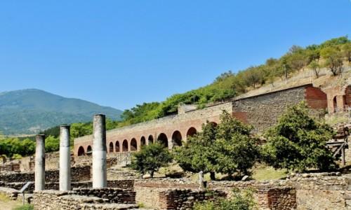 Zdjęcie MACEDONIA / płd.-zach.Macedonia Północna / Bitola / Heraklea Linkestis