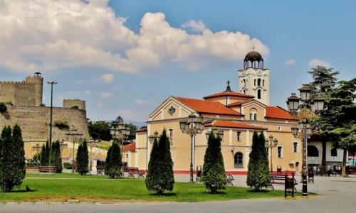 Zdjęcie MACEDONIA / Skopje / Skopje / Cerkiew św.Dymitra