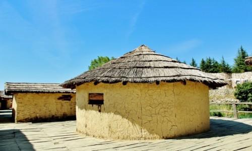 Zdjęcie MACEDONIA / płd.-zach.Macedonia Północna / Ochryda / Zatoka Kości
