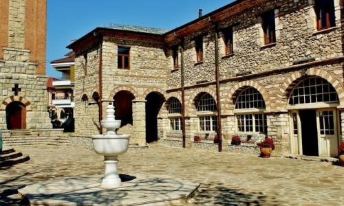 MACEDONIA / płd.-zach.Macedonia Północna / Bitola / Cerkiew św.Dymitra z 1830 roku