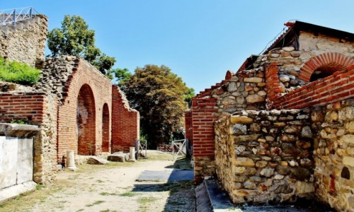 Zdjecie MACEDONIA / płd.-zach.Macedonia Północna / Bitola / Heraklea Linkestis