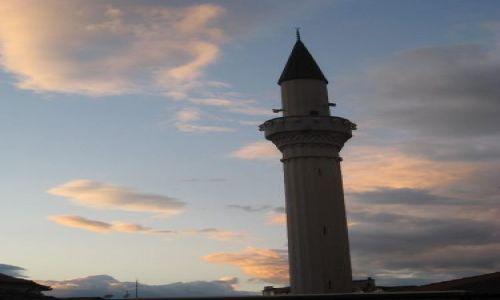 Zdjęcie MACEDONIA / brak / Ohrid / Meczet Ali Paszy w Ohrid