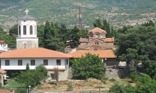 Zdjęcie MACEDONIA / Ohrid / Ohrid / Cerkwie w Ohrid