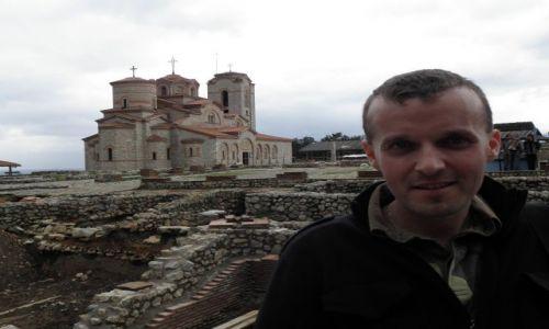 Zdjecie MACEDONIA / Ochryd / Monastyr św.Pantalejmona / Monastyr w Ochrydzie