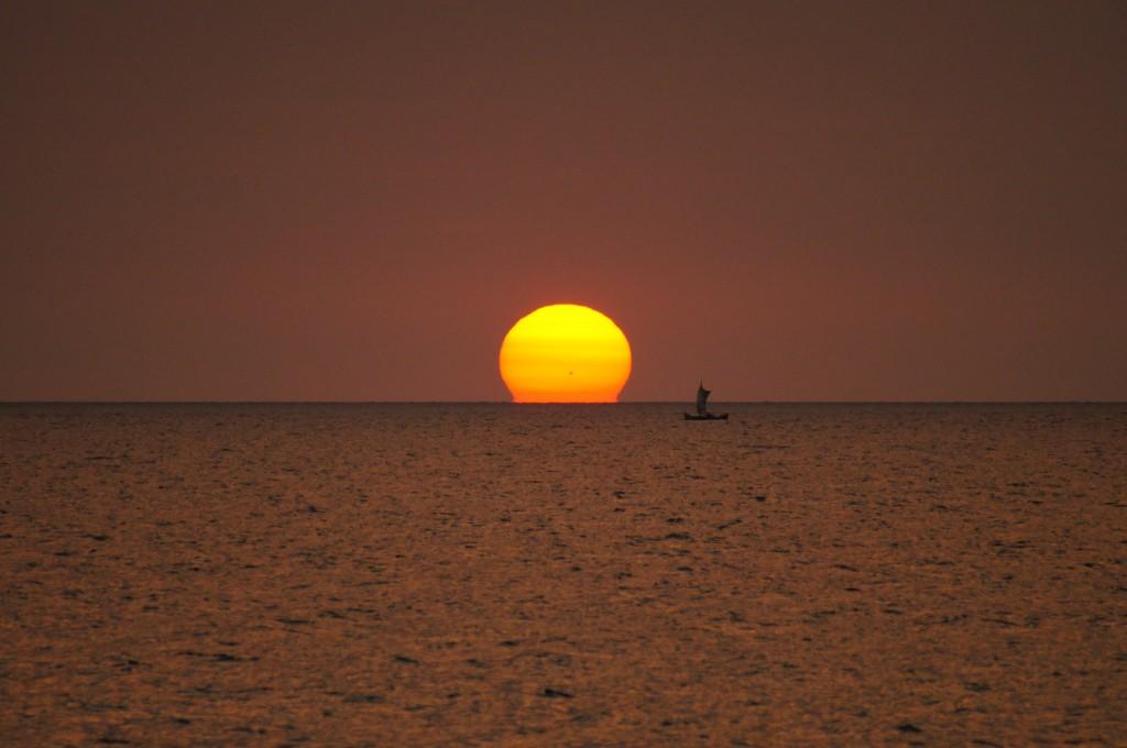 Zdjęcia: plaża, Nosy Be, zachody, MADAGASKAR
