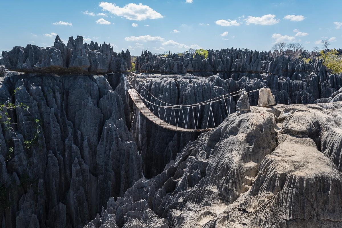 Zdjęcia: Grand Tsingy de Bemaraha, Bekopaka, iglice..., MADAGASKAR