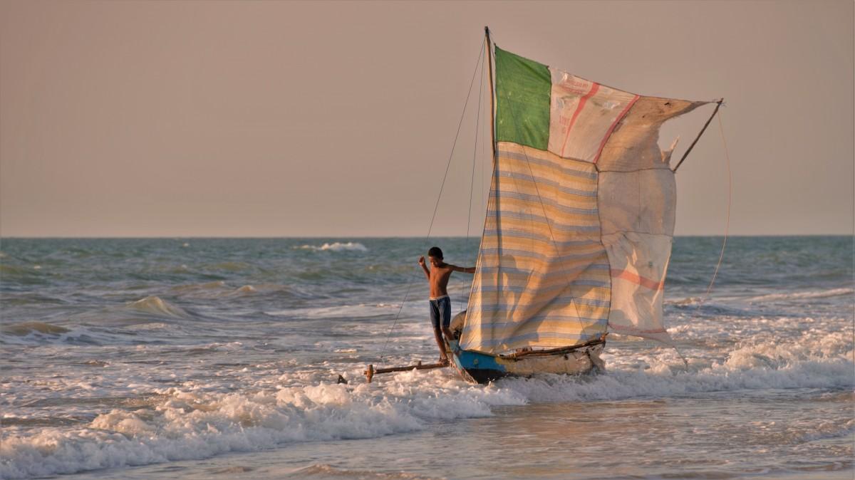 Zdjęcia: Morondava, Zachodni, Na zachodzie ... też zachód ;-), MADAGASKAR