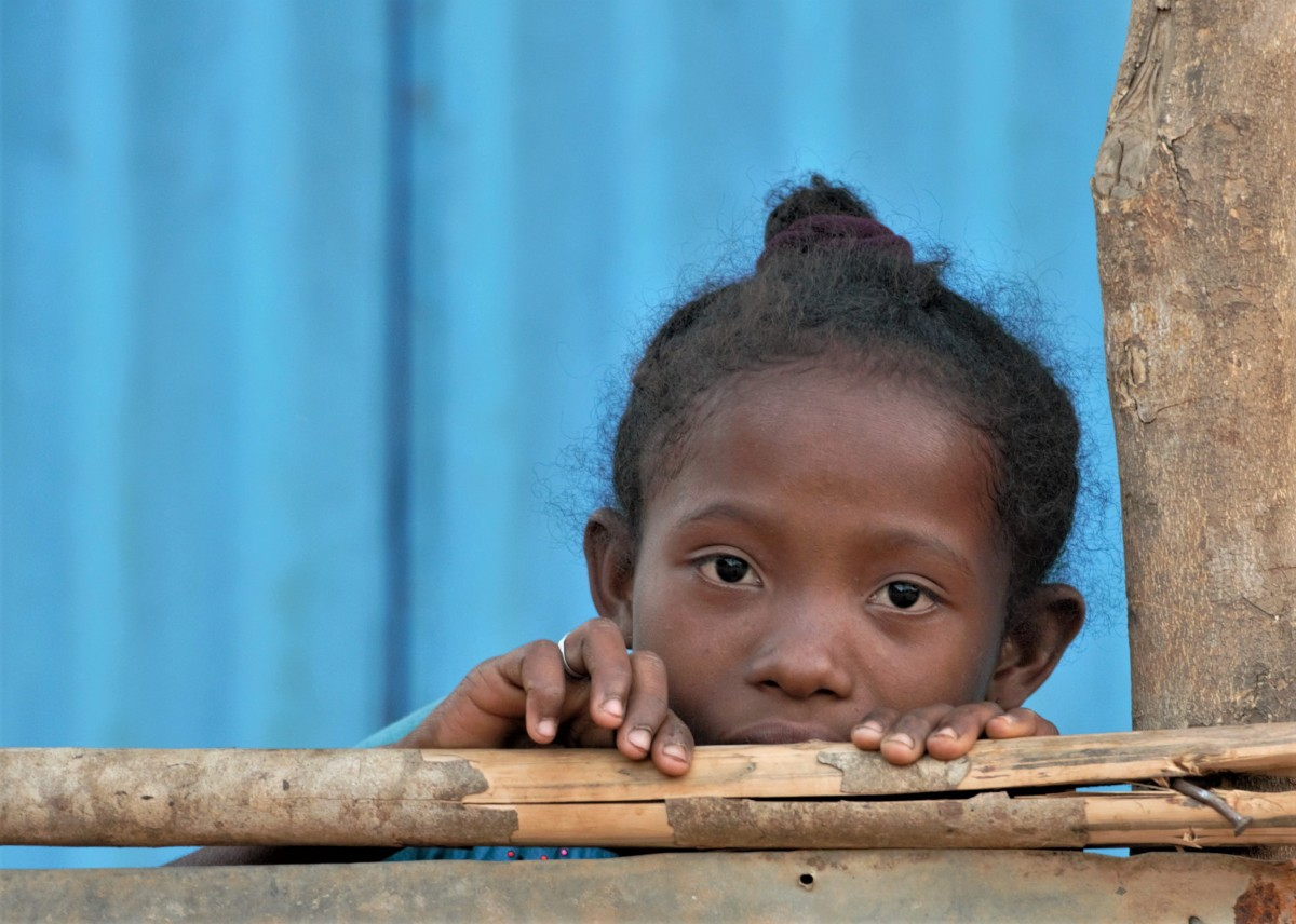 Zdjęcia: Bekopaka, Północny Zachód, Visages de Madagascar 25, MADAGASKAR