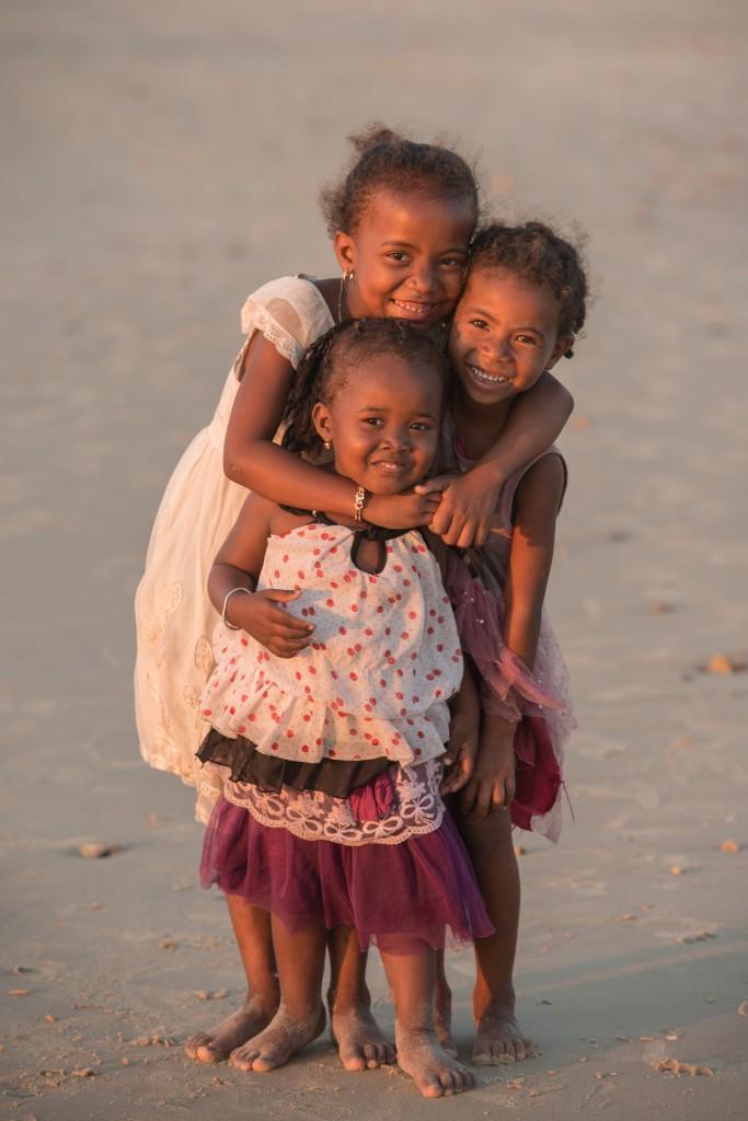 Zdjęcia: Morondava, Zachodni, Trzy Gracje ... ;-), MADAGASKAR