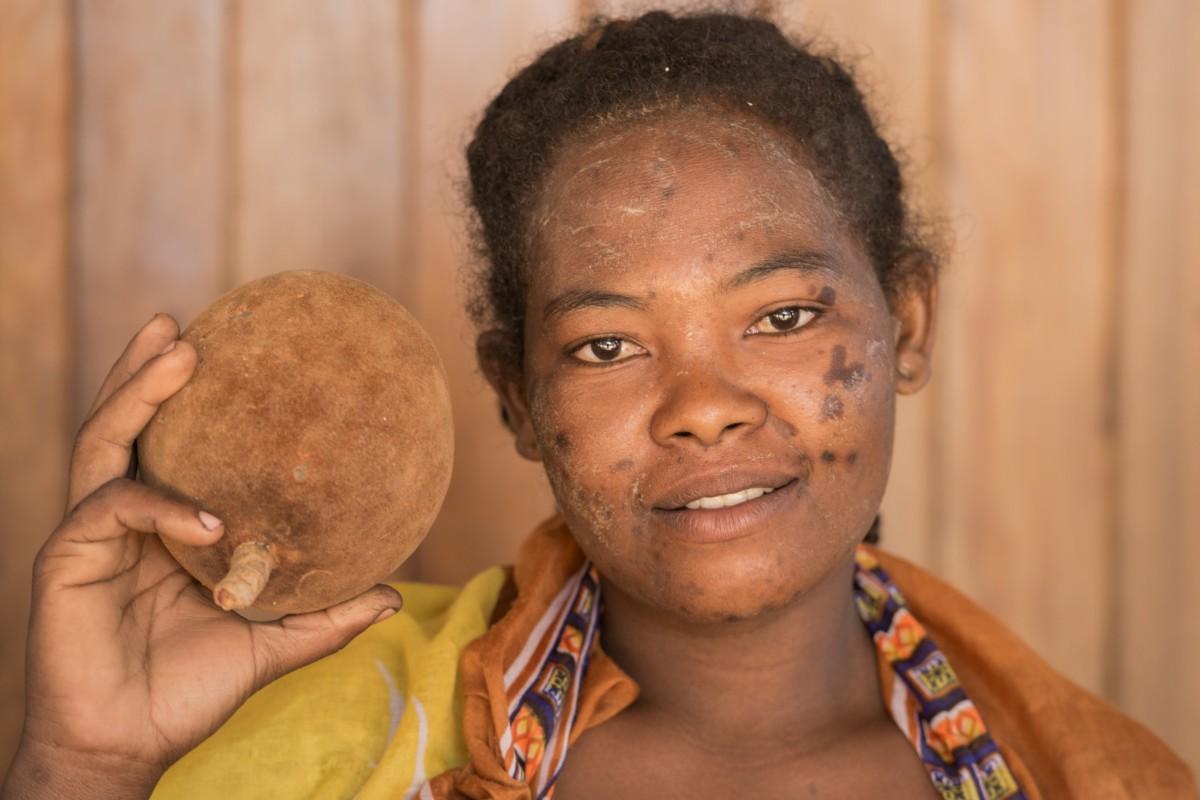 Zdjęcia: Avenue des Baobabs, Zachodni, Fruit de Baobab(-ka) ;-), MADAGASKAR