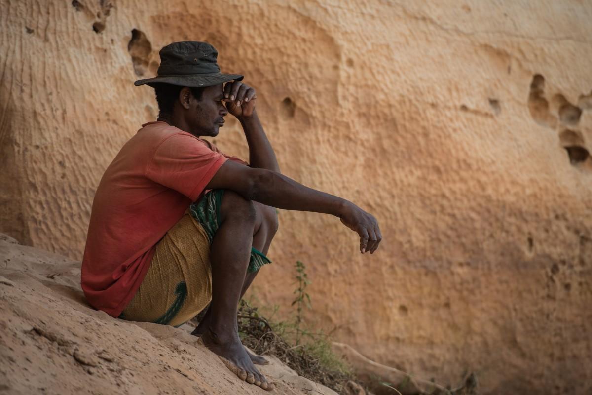 Zdjęcia: Parc National des Tsingy de Bemaraha, Północny Zachód, Siedzone i dumane 😁, MADAGASKAR