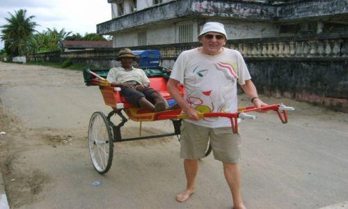 Zdjecie MADAGASKAR / - / Tomasina / KONKURS   Transport nożny