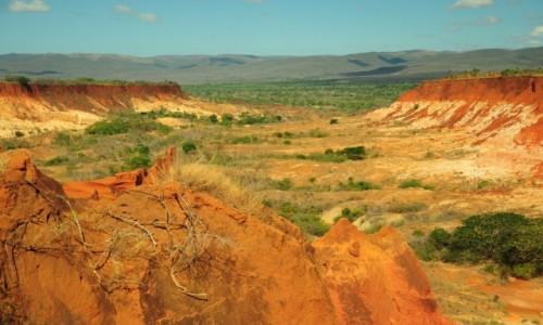 MADAGASKAR / połnoc / Park Antsiranana / Krajobraz