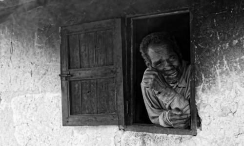 Zdjęcie MADAGASKAR / Antoetra / Antoetra / Okno na świat