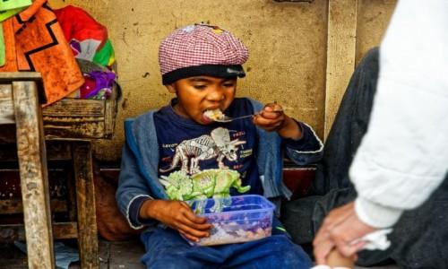 Zdjecie MADAGASKAR / Antananarivo / Antananarivo / Lunch