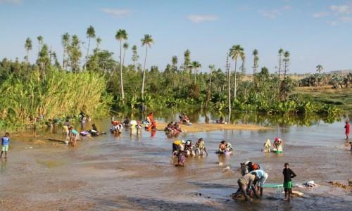 MADAGASKAR / Ilafaka / Ilafaka / Lokalna rzeczna