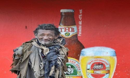 MADAGASKAR / Antsirabe / Betafo / Uśmiech
