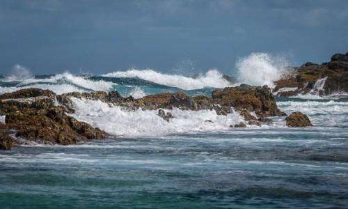 Zdjęcie MADAGASKAR / Nosy Boraha / La Piscine Naturelle / ocean...