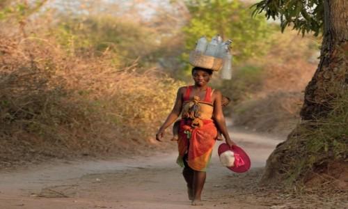 MADAGASKAR / Zachodni / Bekopaka / Visages de Madagascar 10
