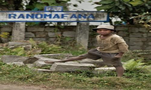 MADAGASKAR / Wschodni / Ranomafana / Visages de Madagascar 20
