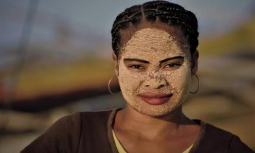 Zdjecie MADAGASKAR / Zachodni / Morondava / Visages de Madagascar 24 -