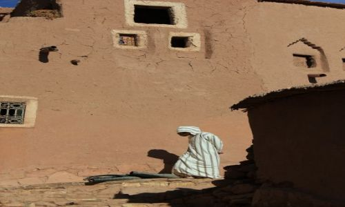 Zdjecie MAKAO / Afryka / Maroko / ludzie