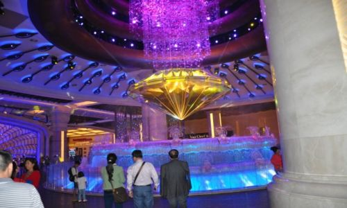 Zdjęcie MAKAO / Macau / Centrum / Casino Galaxy