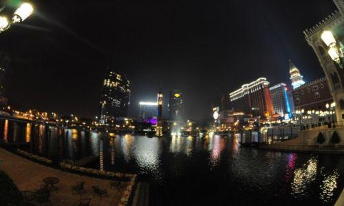 Zdjęcie MAKAO / Macau / Centrum / Cityo of Dreams