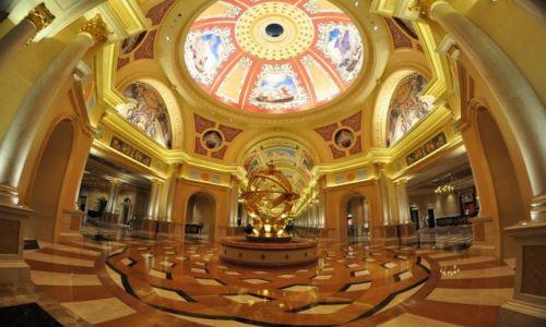 Zdjęcie MAKAO / Macau / Makau, 望德聖母灣大馬路,氹仔 / Casino Venetian