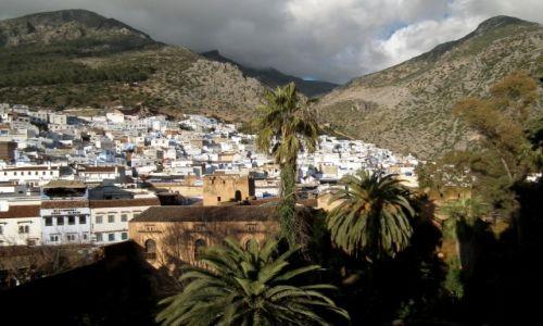 Zdjęcie MAKAO / płn Maroko / Szefszawan / Szefszawan