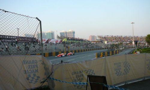Zdjęcie MAKAO / Makao / ulice / racing