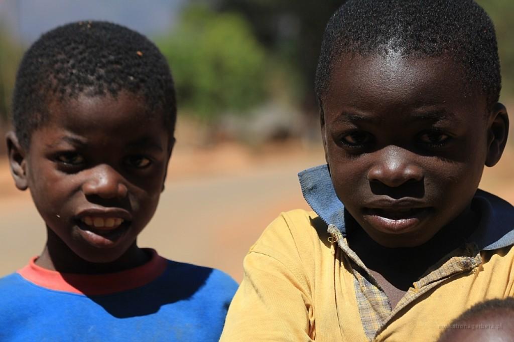 Zdjęcia: Malawi, Malawi, Dzieci w Malawi, MALAWI