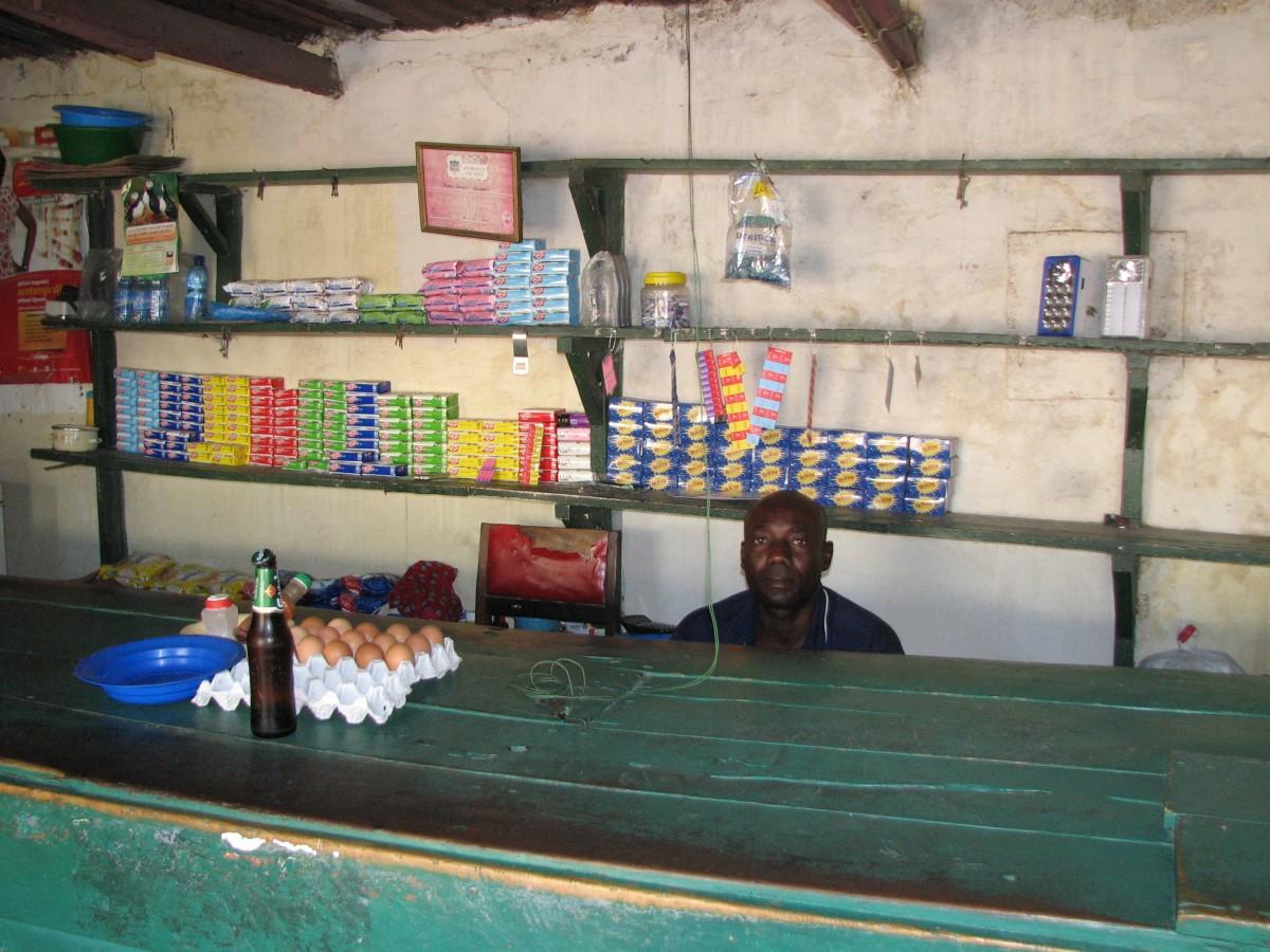Zdjęcia: CHILUMBA, co tu kupić, MALAWI