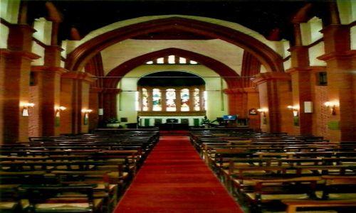 Zdjecie MALAWI / Płd. Malawi / Blantyre / Kościół św. Mic