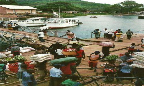 Zdjecie MALAWI / Jezioro Malawi / Wyspa Likoma / Port