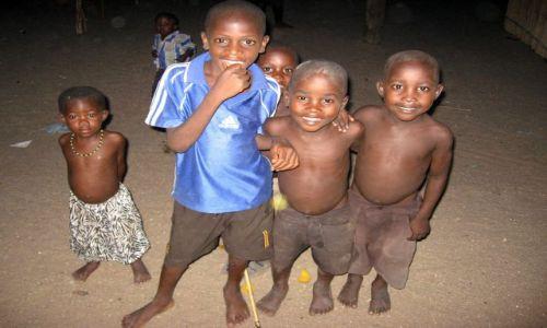 Zdjęcie MALAWI / południowe wybrzeże jeziora Nyasa (Malawi) / Cape Maclear / ciekawość